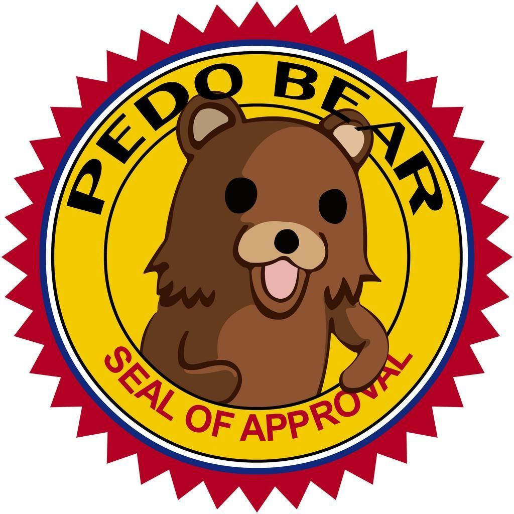 Image result for pedobear seal of approval